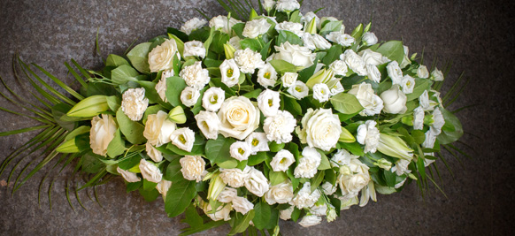 SYMPATHY WREATHS AND FLOWERS