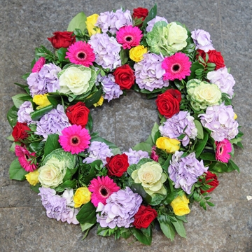 Picture of Peaceful Wreath