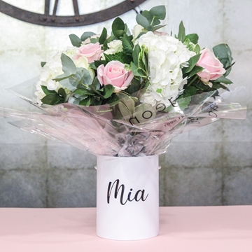 Picture of Sweet Pink, Personalised
