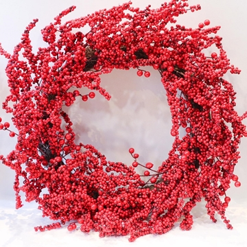 Picture of Large Berry Wreath