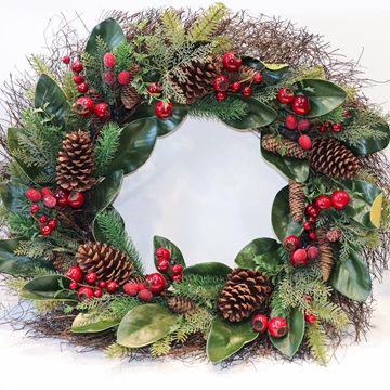 Picture of Traditional Christmas Wreath