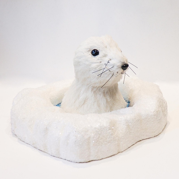 Picture of Christmas Seal