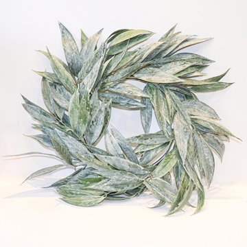 Picture of Green Leaf Wreath