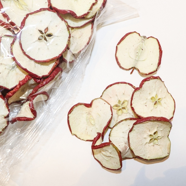 Picture of Dried Apple Slices