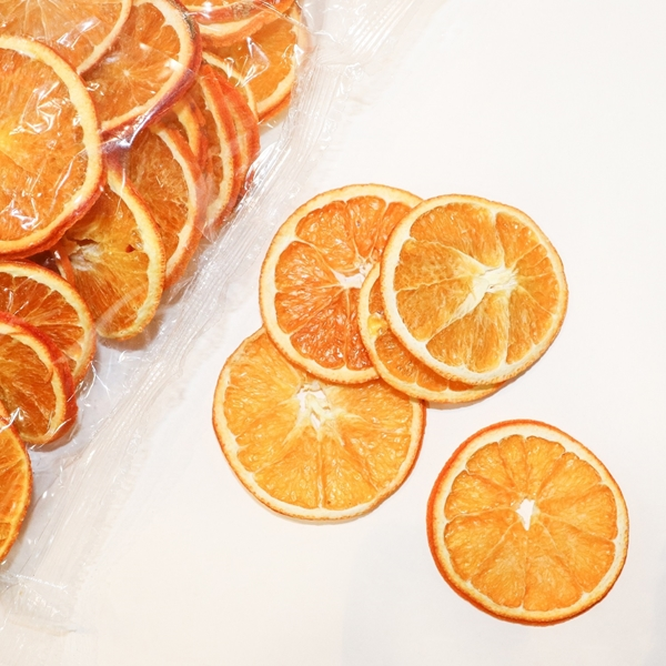 Picture of Dried Orange Slices