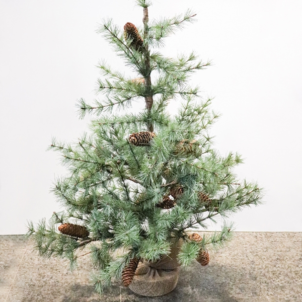 Picture of Artificial Pine Christmas Tree