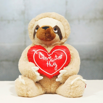 Picture of Sloth With Heart