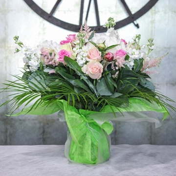 Picture of Pink Friendship Vase